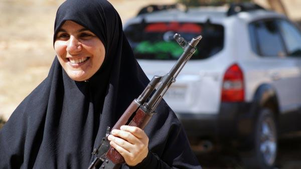 المرأة الليبية 1