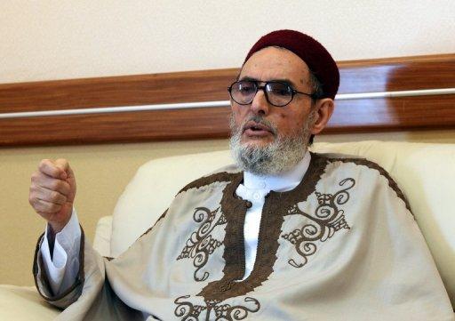 الشيخ الصادق الغرياني .. مفتي ليبيا