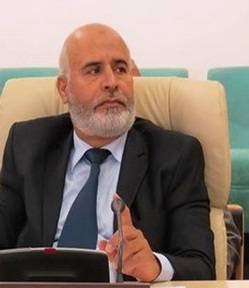 وزير الداخلية الليبي المستقيل .. محمد الشيخ