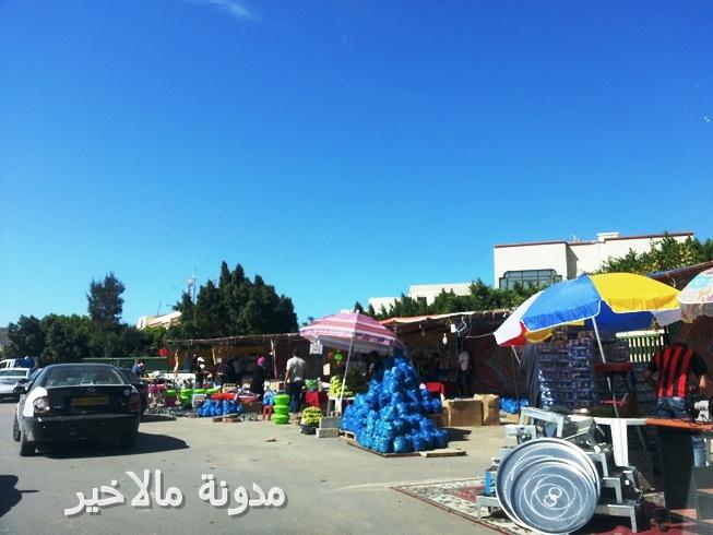 من أحد شوارع طرابلس