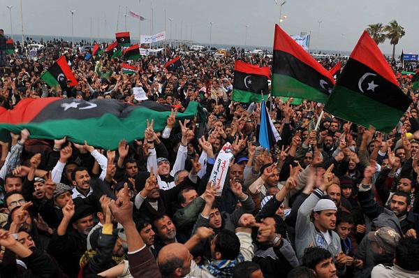 مسيرات ليبيا