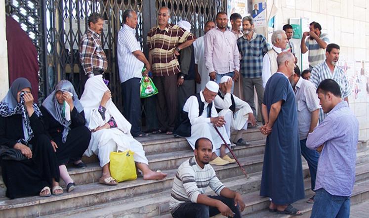 Image result for السيولة في البنوك ليبيا