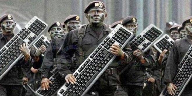 الجيش الإلكتروني